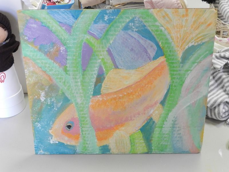 100671-My fish painting
