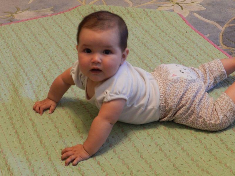 100693-Luna at 6 months