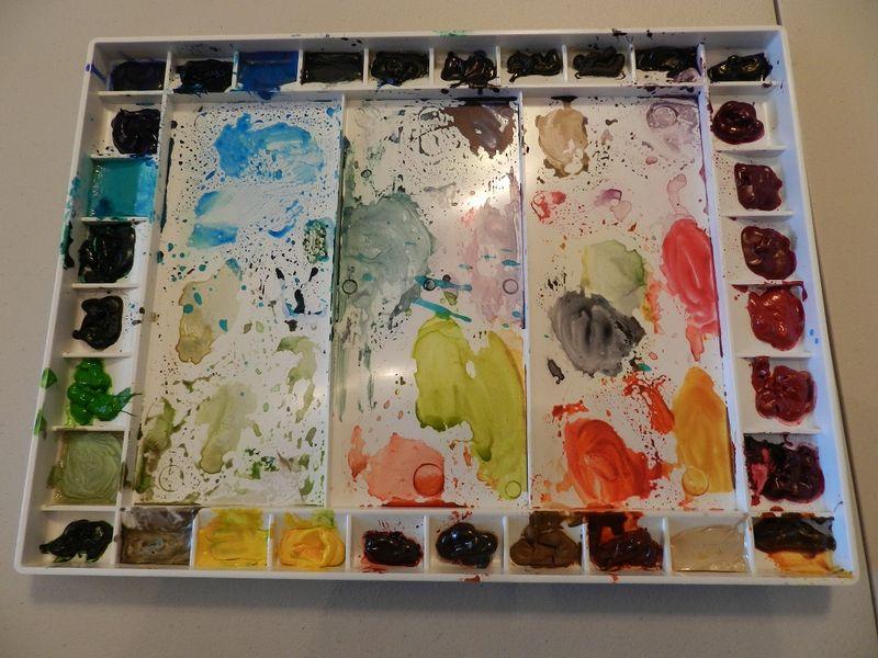 100765-Large watercolor palette