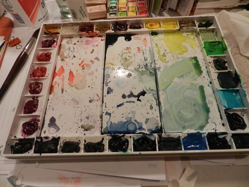1000399-Messy palette