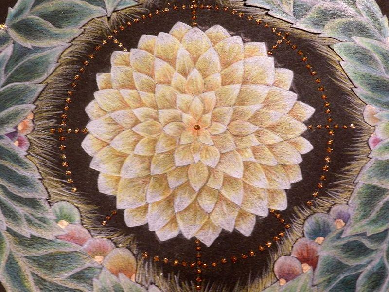 1000304-Golden lotus incarnation