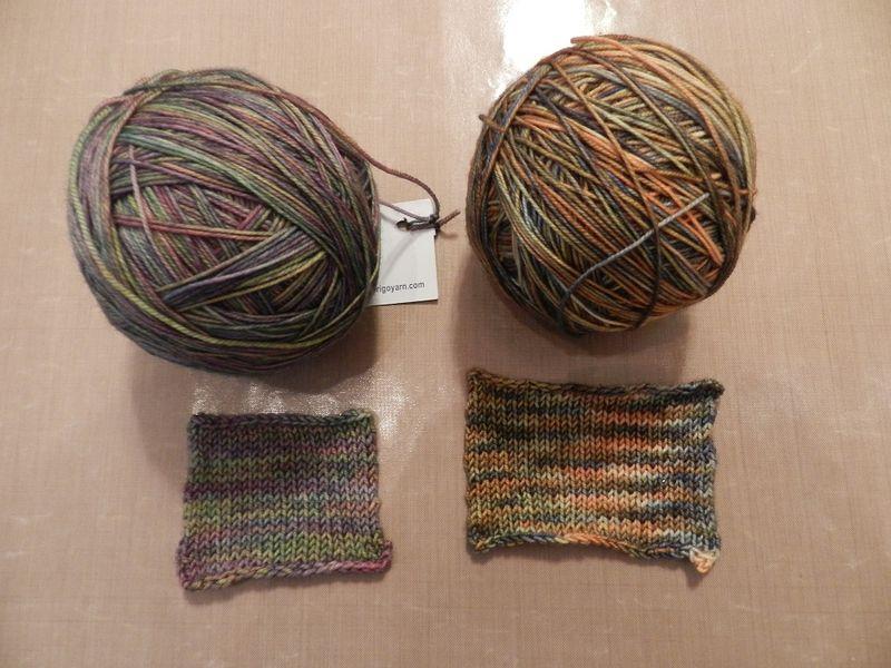100040-Summer and Winter yarns