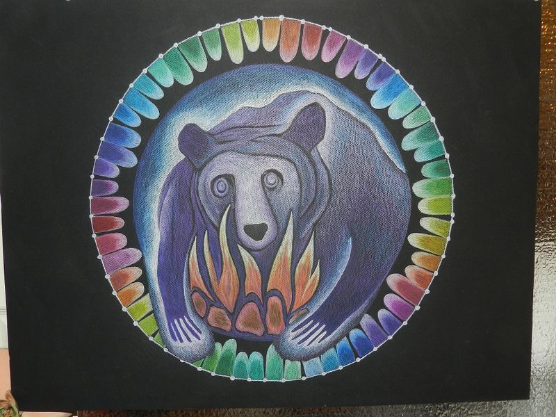 1000363-Big Black Bear